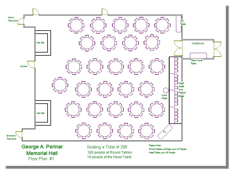 Banquet hall floor plans home design for Banquet hall floor plan